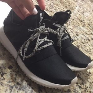 Shoes - Adidas tubular foam running sneakers